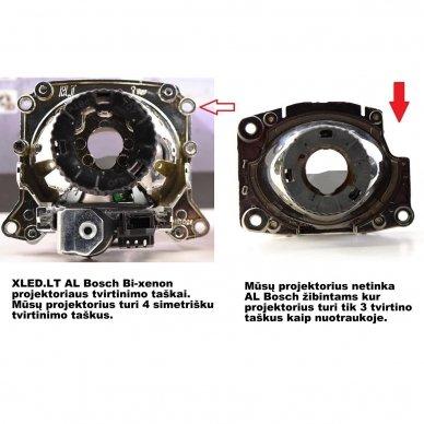 Bosch AL D2S D1S D3S Bi-Xenon linzė originalioms xenon sistemoms 4