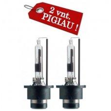 D2R 2vnt. 4300K PREMIUM 35w xenon lemputės į originalias xenon sistemas