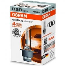 D2R OSRAM XENARC ORIGINAL 35w 85V 66250 P32d-3 4008321184634 xenon lemputė