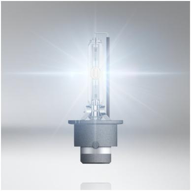 D2S OSRAM XENARC NIGHT BREAKER LASER 35w 66240XNL P32d-2 xenon lemputė 4