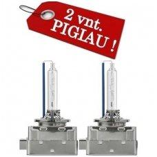 D3S 2vnt. 6000K 35W/42V E11 xenon lemputė į originalias xenon sistemas