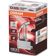 D3S OSRAM XENARC NIGHT BREAKER LASER 35w 66340XNL xenon lemputė