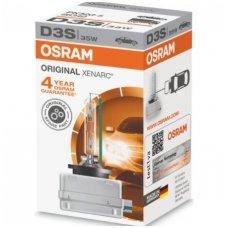 D3S OSRAM XENARC ORIGINAL 4 metai garantija 66340 PK32d-5 35w 42V 4008321379627 xenon lemputė