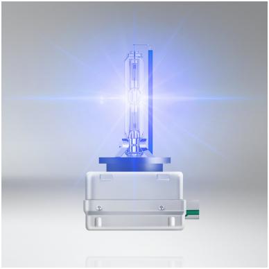 D3S OSRAM XENARC COOL BLUE BOOST 7000K 66340CBB-HCB 35W xenon lempučių komplektas 3