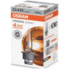 D4R OSRAM XENARC ORIGINAL 4 metai garantija 35w 42v 66450 P32d-6 4008321349576 xenon lemputė