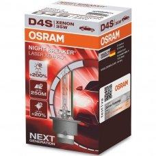 D4S OSRAM XENARC NIGHT BREAKER LASER 66440XNL, 4052899992993 xenon lemputė