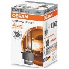 D4S OSRAM XENARC ORIGINAL 4 metai garantija 35w 42v 66440 P32d-5 4008321349392 xenon lemputė