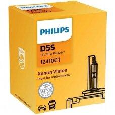 D5S NEW Philips Vision originali 12410C1, PK32d, 9285410171 xenon lemputė