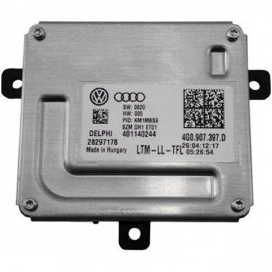 DELPHI Audi VW LED uždegimo blokas 4G0.907.397.D / 4G0.907.697.D / 4G0907397D / 4G0907697D/ 4G097397D 3