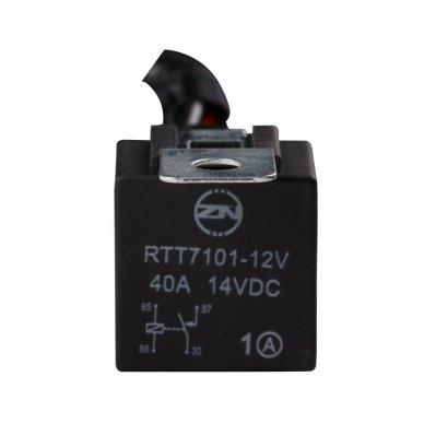E36 modelio LED BAR žibintų įjungimo relė 12v iki 180W 7