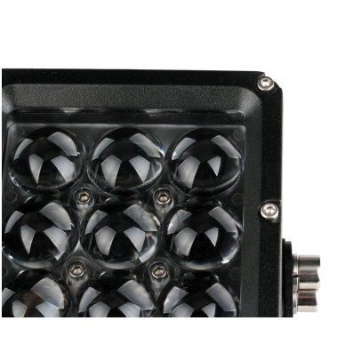 EMC 4D CREE LED darbo žibintas 27W, 10-30V, 9 LED 9