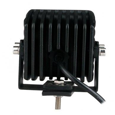 EMC 4D CREE LED darbo žibintas 27W, 10-30V, 9 LED 11
