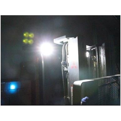 EMC CREE LED darbo žibintas 40W, 10-30V, 4 LED 9