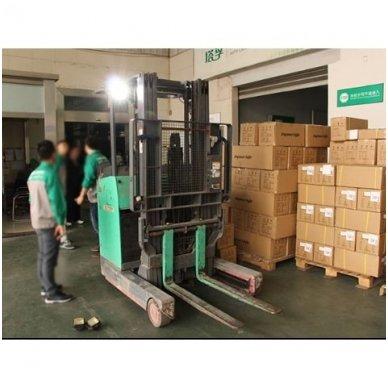 EMC CREE LED darbo žibintas 40W, 10-30V, 4 LED 8