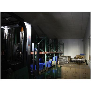 EMC CREE LED darbo žibintas 40W, 10-30V, 4 LED 10