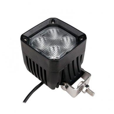 EMC CREE LED darbo žibintas 40W, 10-30V, 4 LED 13