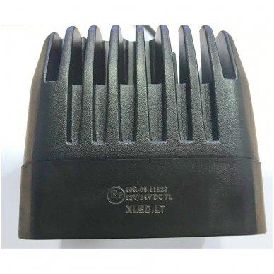 EMC CREE LED darbo žibintas 40W, 10-30V, 4 LED 3
