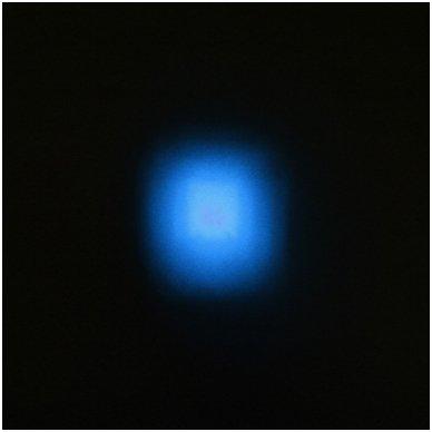EMC LED mėlynas autokrautuvo saugos - žemės ūkio purkštuvo žibintas 10-30V E13, 10R-04 8