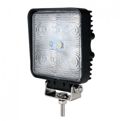 EMC LED SUPER plataus švietimo darbo žibintas 15W, 10-30V, 5 LED 7