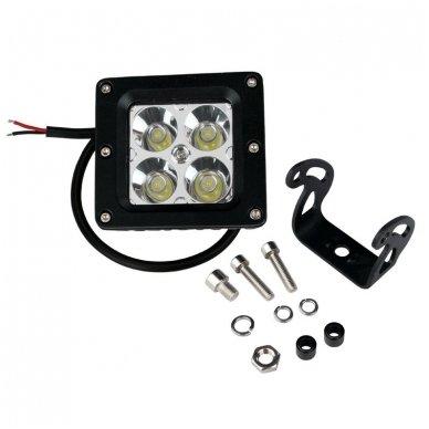 EMC MINI LED darbo žibintas 20W, 10-30V, 4 LED 8