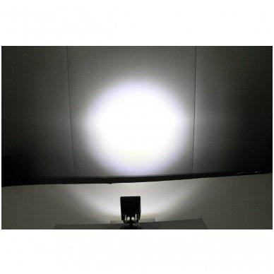 EMC MINI LED darbo žibintas 20W, 10-30V, 4 LED 10