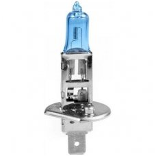 H1 1vnt. 5000K 12v 100w SUPER XENON WHITE halogeninė lemputė