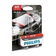 "H1 1vnt. Philips ""RALLY"" Maximum light lemputė, 12454RAB1, 924090917182 halogeninė lemputė"
