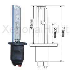H1, 35W, 4300K xenon lemputė