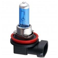 H11 1vnt. 5000K 12v 100w SUPER XENON WHITE halogeninė lemputė