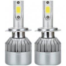 H15 CAN-BUS Bridgelux LED sistema 12-24V, 36W, 4000LM į priekinius xenon žibintus