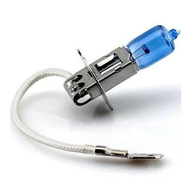 H3 1vnt. 5000K 12v 100w SUPER XENON WHITE halogeninė lemputė 2