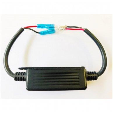 H1 / H3 CAN-BUS lemputėms skaitmeninis klaidų naikintojas 55w 4