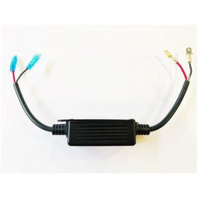 H1 / H3 CAN-BUS lemputėms skaitmeninis klaidų naikintojas 55w 5