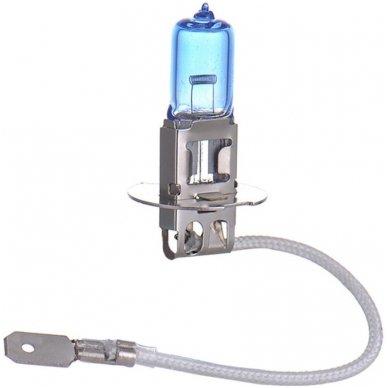 H3 1vnt. 5000K 12v 100w SUPER XENON WHITE halogeninė lemputė