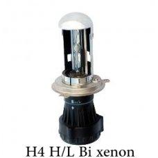 H4 H/L Bi xenon lemputė, 35W, 6000K