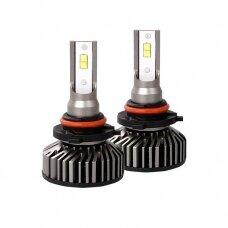 H7 G1 CAN-BUS LUXEON CREE XHP50 LED sistema 12V-24V 36W 6000LM į priekinius žibintus