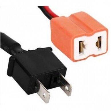 H7 CAN-BUS lemputėms skaitmeninis klaidų naikintojas 55w 3