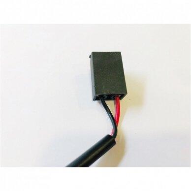H7 CAN-BUS lemputėms skaitmeninis klaidų naikintojas 55w 4