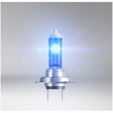 H7 OSRAM COOL BLUE BOOST, 80W5000K, +50% šviesos, 62210CBB-HCB, 4052899439801 3