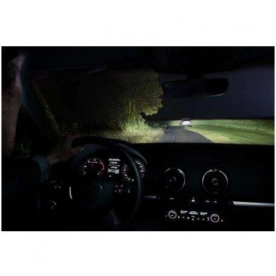 H7 Philips RacingVision +150% 55W lempučių komplektas 12972RVS2 7