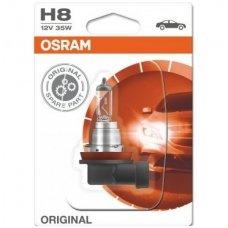 H8 1vnt. OSRAM ORIGINAL LINE 12V 35W, 64212, 4050300498751 halogeninė lemputė