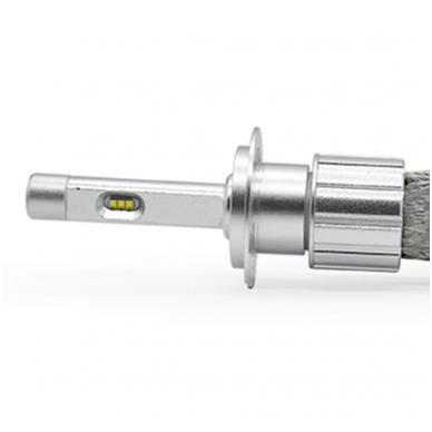 H8 / H9 / H11 CAN-BUS Philips ZES LED sistema 12v-24v 30w 4000LM į priekinius žibintus 4