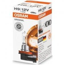 H9 1vnt. OSRAM ORIGINAL LINE 12V 65W , 64213, 4050300524368, PGJ19-5 halogeninė lemputė