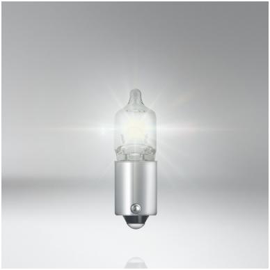 Halogeninė lemputė BAX9S / H6W 1vnt. Osram 12V 6W 64132, 4008321094896  2