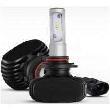 HB3 / 9005 SMD LED sistema 12-24V, 25W, 3000LM į priekinius žibintus