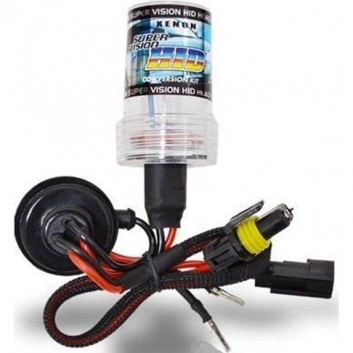 HB3 / 9005, 35W, 6000K xenon lemputė 2