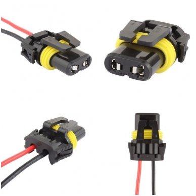 HB3 9005 Jungtis lemputei 3
