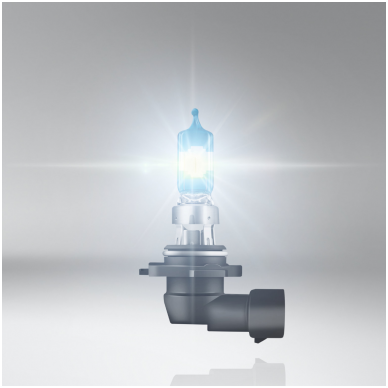 HB3 / 9005 OSRAM NIGHT BREAKER LASER +150% šviesos, +150m švietimo, +20% baltumo halogeninė lemputė 4