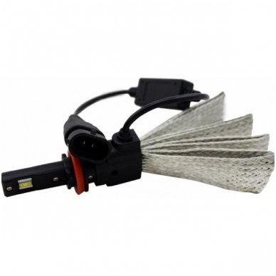 HB4 / 9006 CAN-BUS CREE LED sistema 20W, 3200LM, 12V-24V į žibintus 2