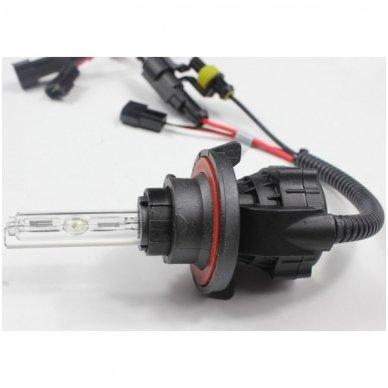 HB5 9007 H/L Bi xenon lemputė, 35W, 8000K 2